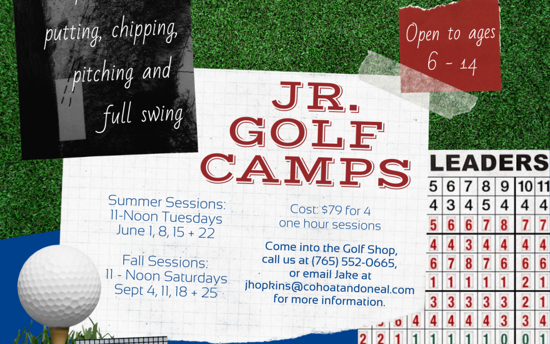 Jr. Golf Camp